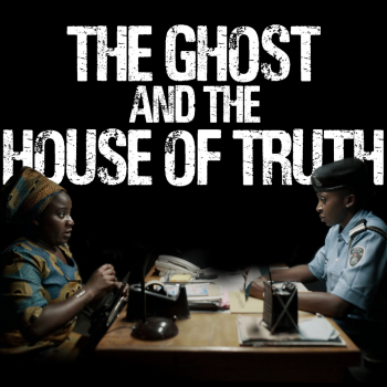 Akin Omotoso the ghost and the house of truth