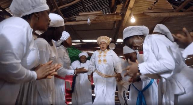 Niyi Akinmolayan Prophetess