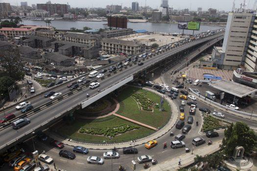 africa cities