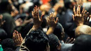 black worship gospel