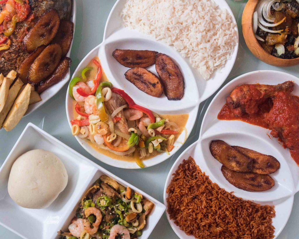 african restaurant dishafrik